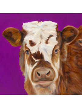 Electric Purple Cow