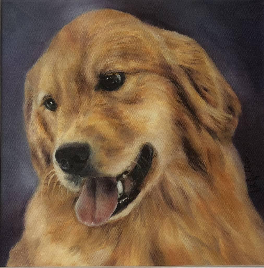Panting Puppy Artful Ellijay