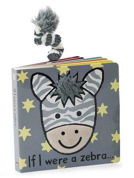 If I Were a Zebra Book