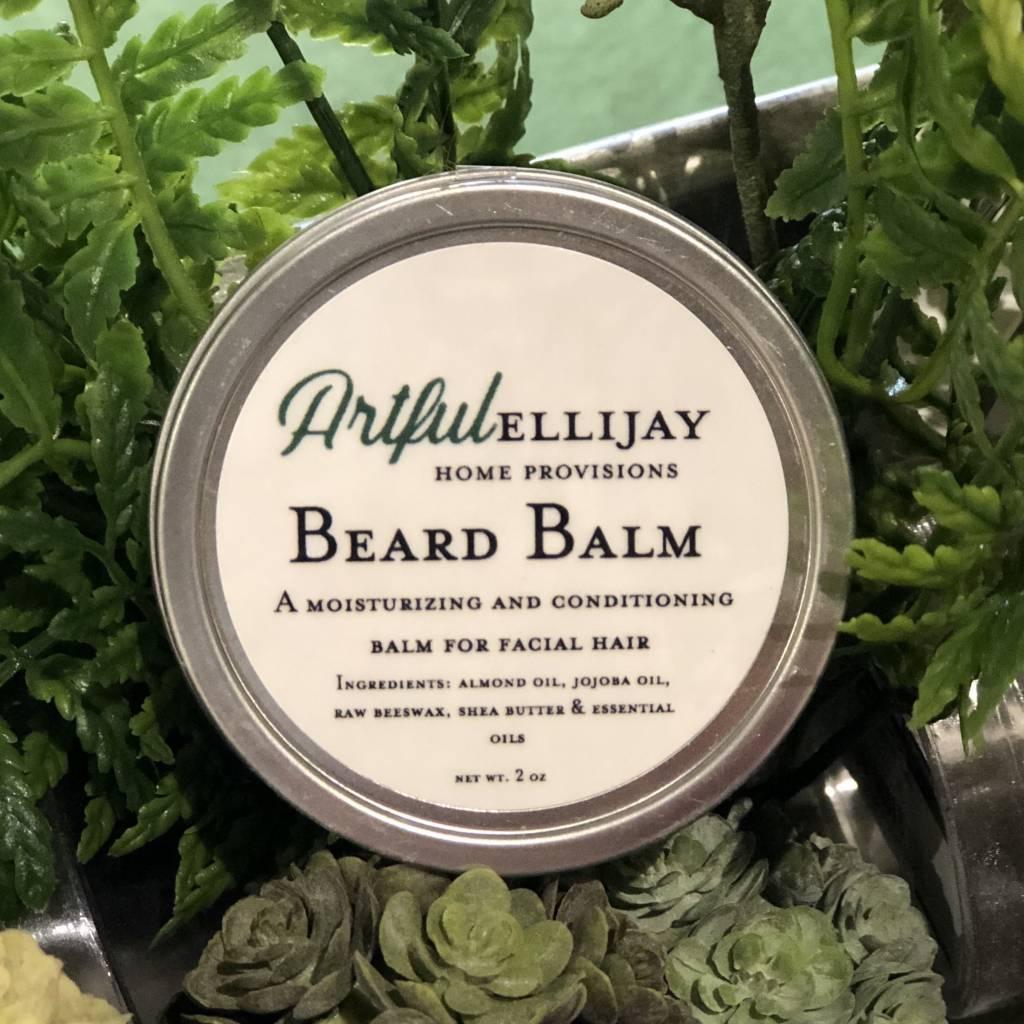 Artful Ellijay Beard Balm
