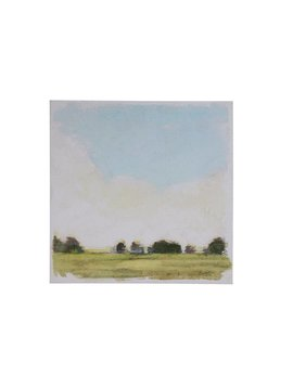 Square Landscape Wall Decor