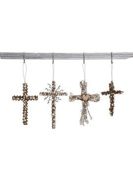 Metal Wire Cross