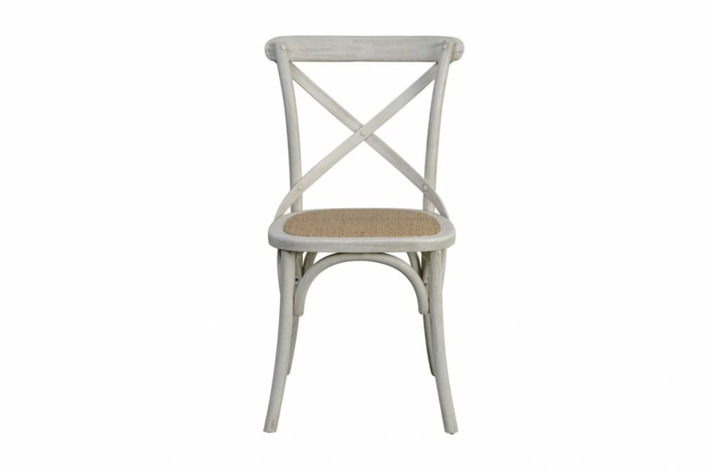 Brody Xback Chair Cottage White