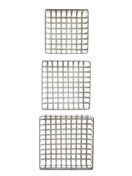 Galvanized Metal Baskets