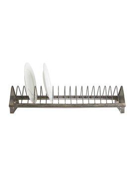 Metal Plate Rack