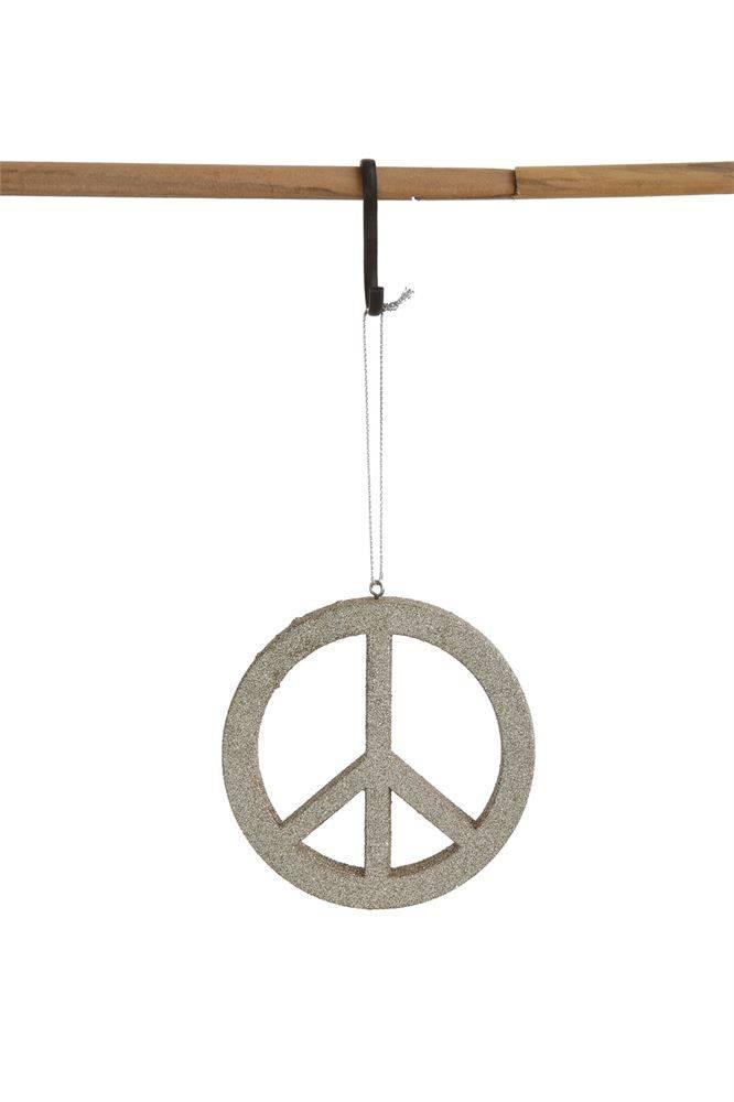 Paper Peace Ornament
