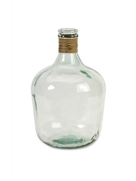 Boccioni Small Recycled Glass Jug
