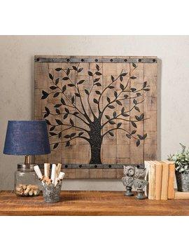 Tree of Life Wall Panel