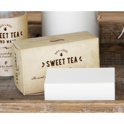 Sweat Tea Boxed Soap