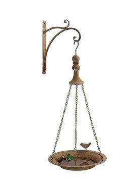 Metal Bird feeder with Hook
