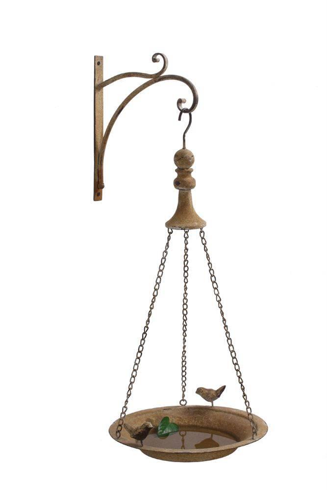 Metal Bird feeder w/ Hook