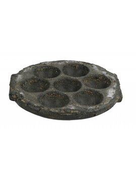 Stone Egg Stand