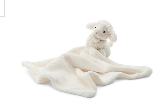 Bashful Lamb Soother
