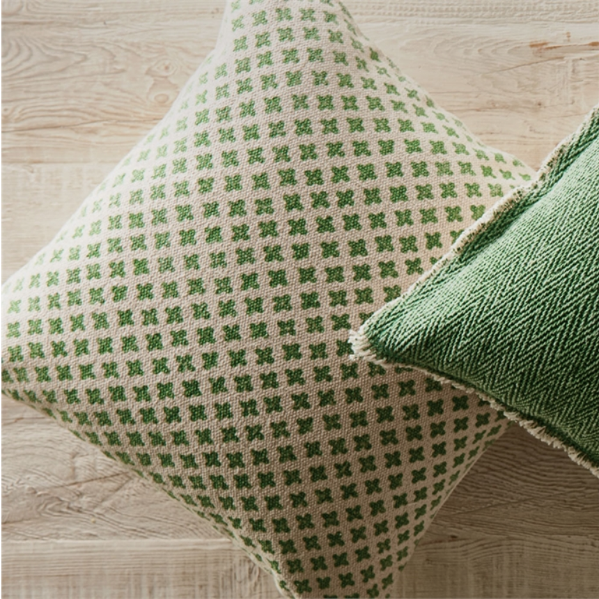 """Riley 18"""" Square Pillow"""