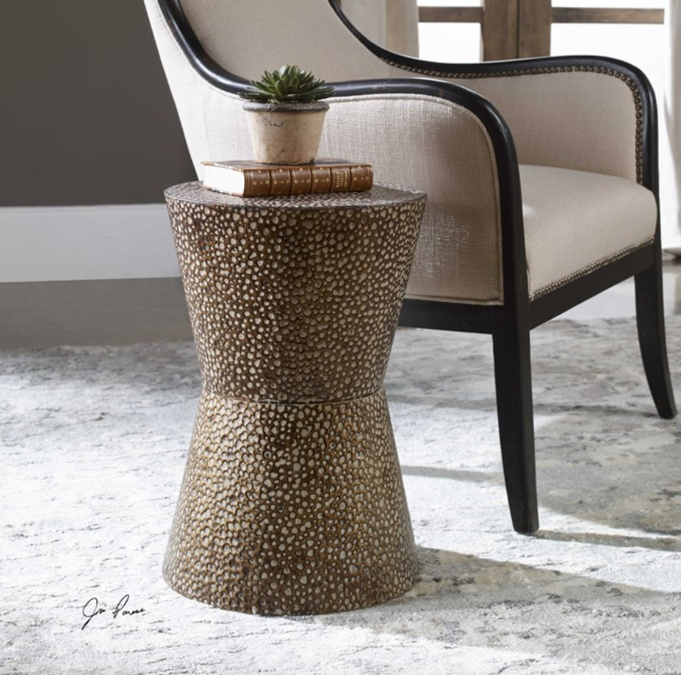 Uttermost Cutler Accent Table