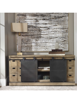 Uttermost Leandrew Media Console