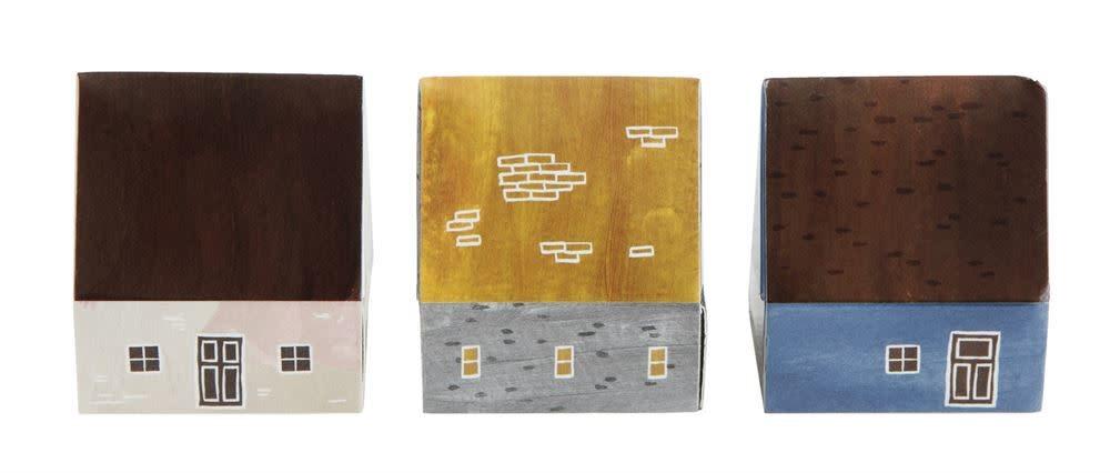 House Match Box