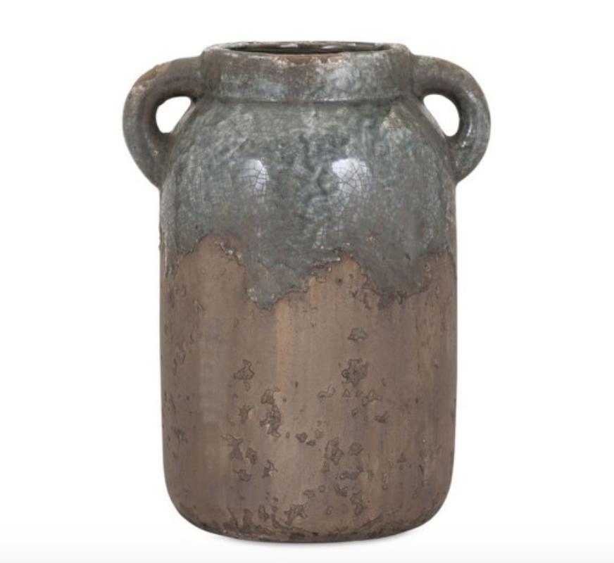 Bardot Stone Ceramic Vase