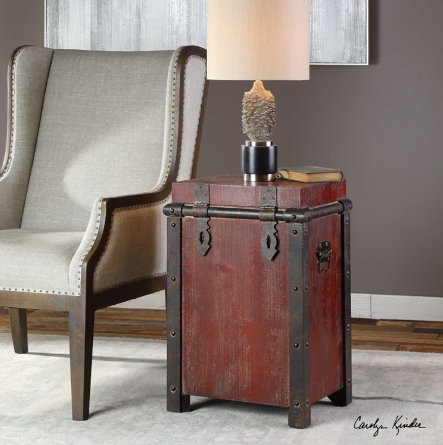 Uttermost Isaac Accent Table