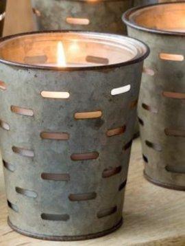 Sweet Tea Olive Bucket Candle