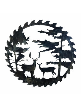 Saw Blade Collection - Deer