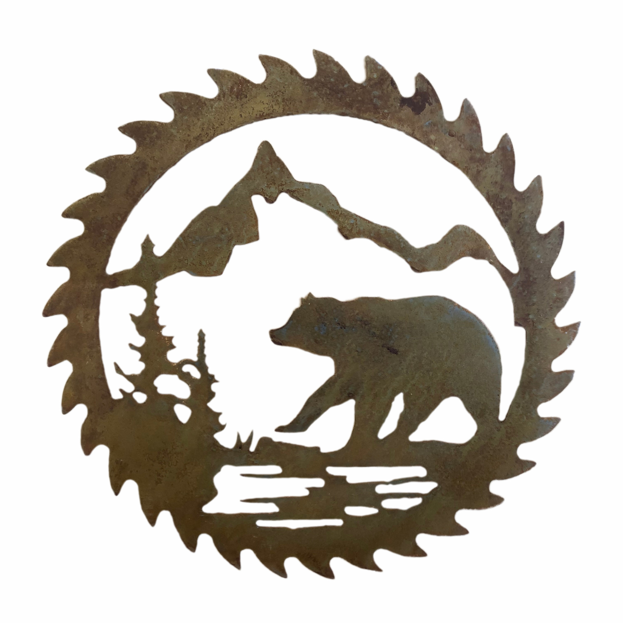 Saw Blade Collection - Bear