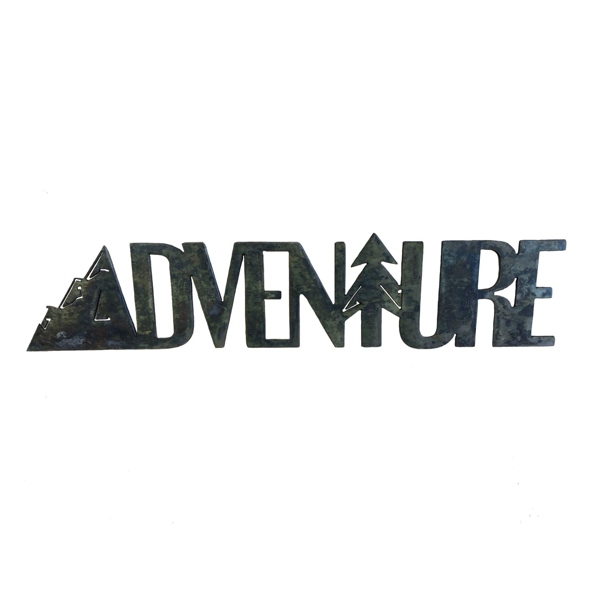 """""""Adventure"""" 24 x 5"""
