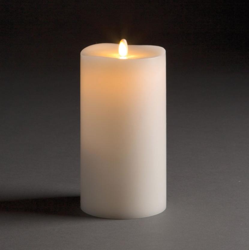 Lightli Matrix Flame Pillar