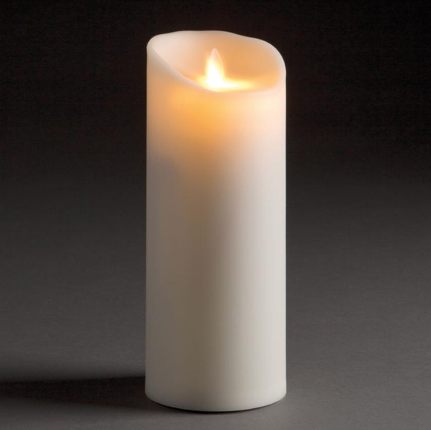 Lightli Indoor Flame Pillar