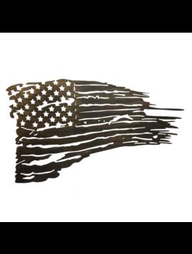 Battled Colors (Tattered Flag)