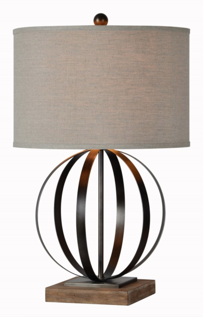 Currey Table Lamp
