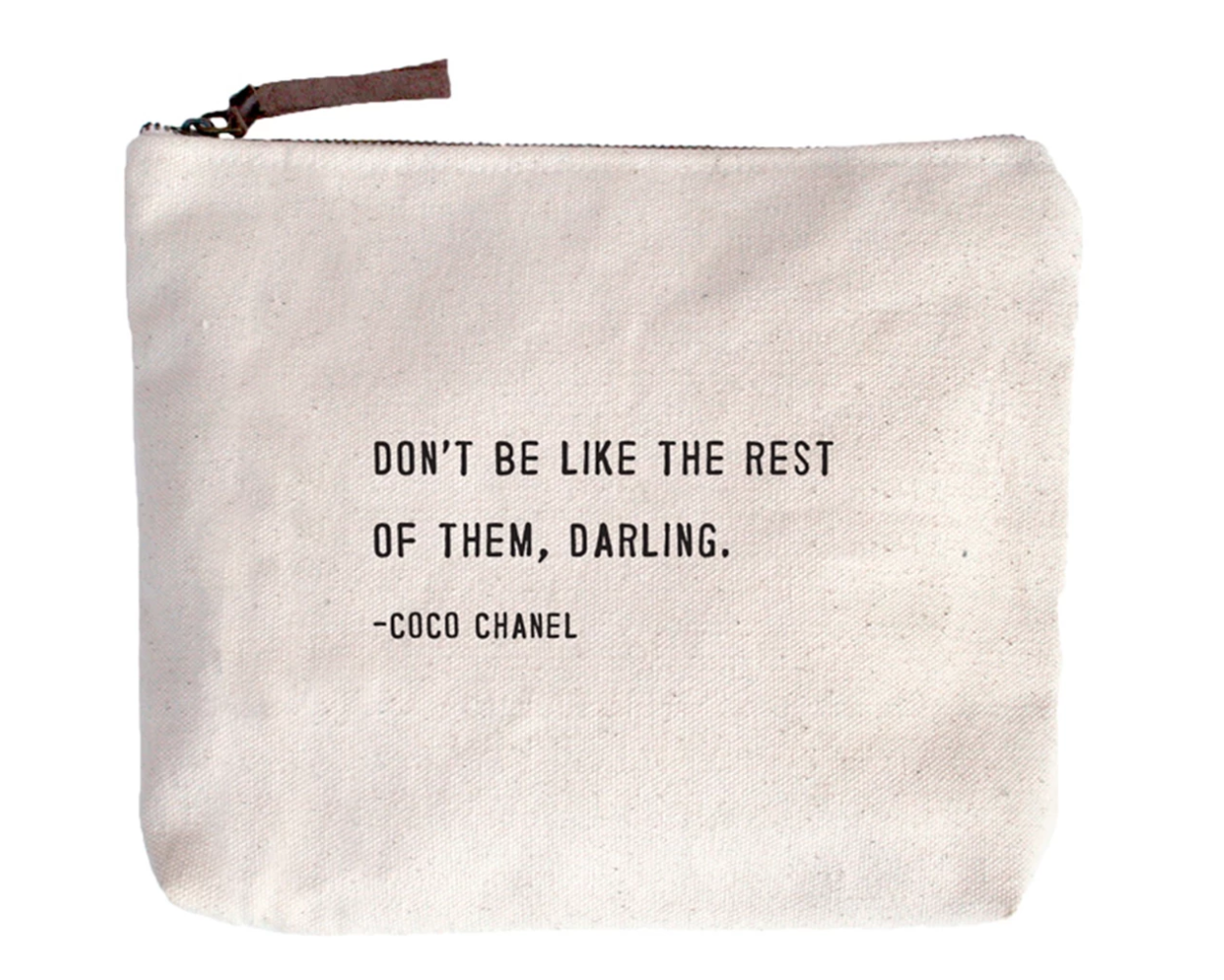 Sugarboo & Co. Coco Chanel - Canvas Bag