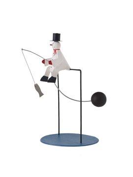 Accent Decor Playtime Snowman