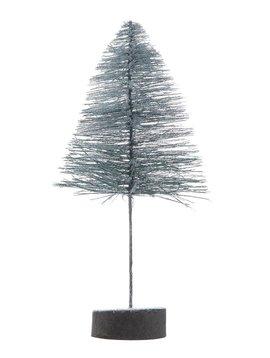 Plastic Bottle Brush Tree