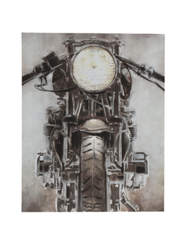 Ashley Home Furniture motorcycle Wall Art