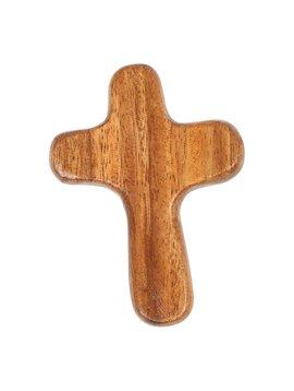 Acacia Wood Cross