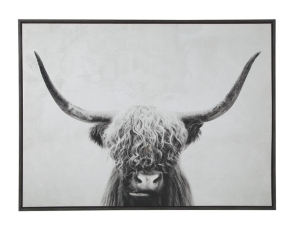 "Ashley Home Furniture Pancho Wall Art 36""x48""x1.6"""