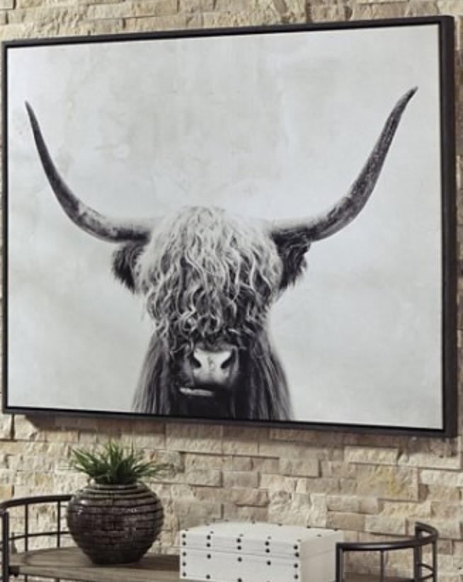 Ashley Home Furniture Pancho Wall Art