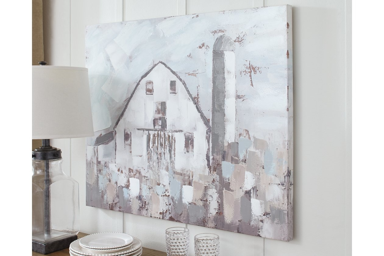 Ashley Home Furniture Jumana Wall Art