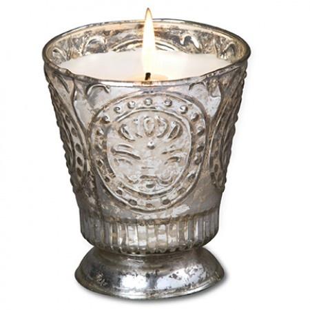Fleur De Lys Candle