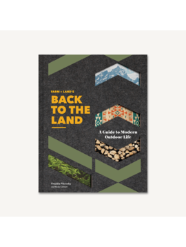 Chronicle Books Farm + Land Back To The Land