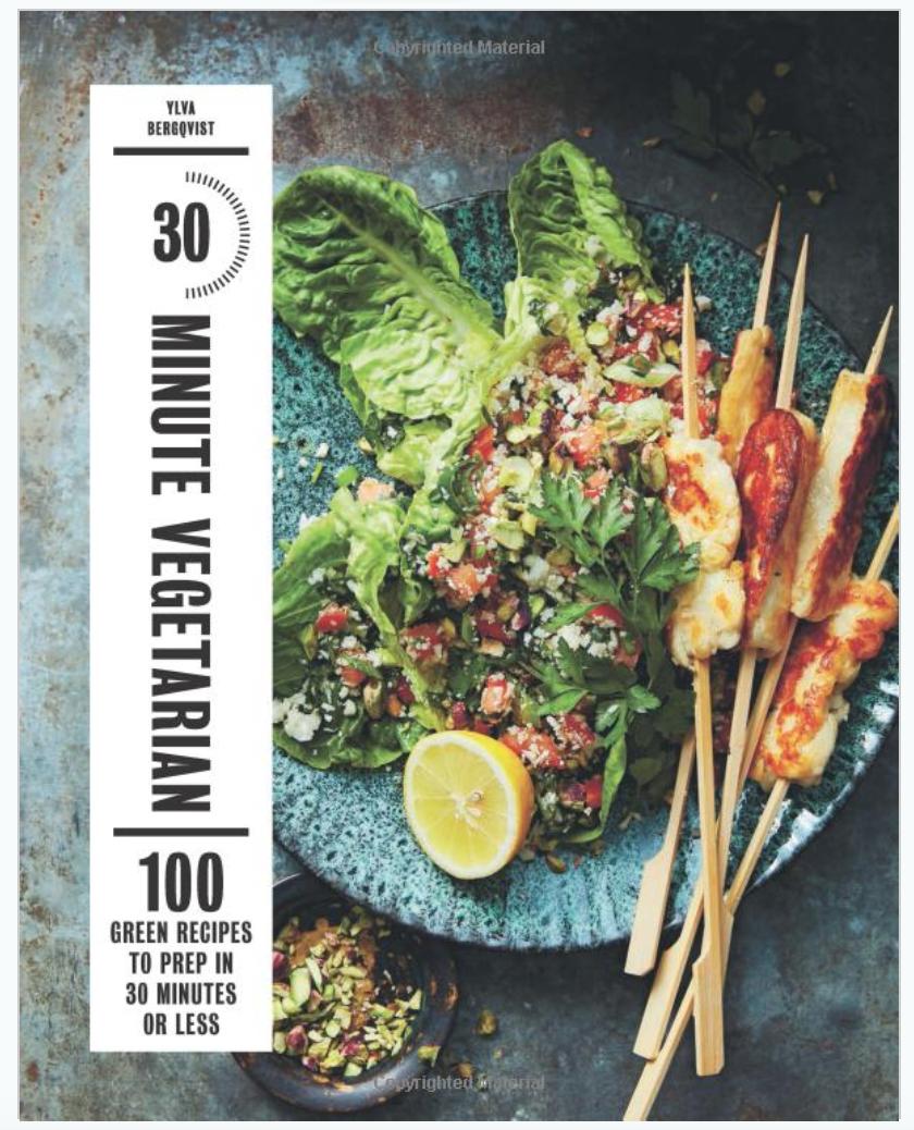 Chronicle Books 30-Minute Vegetarian