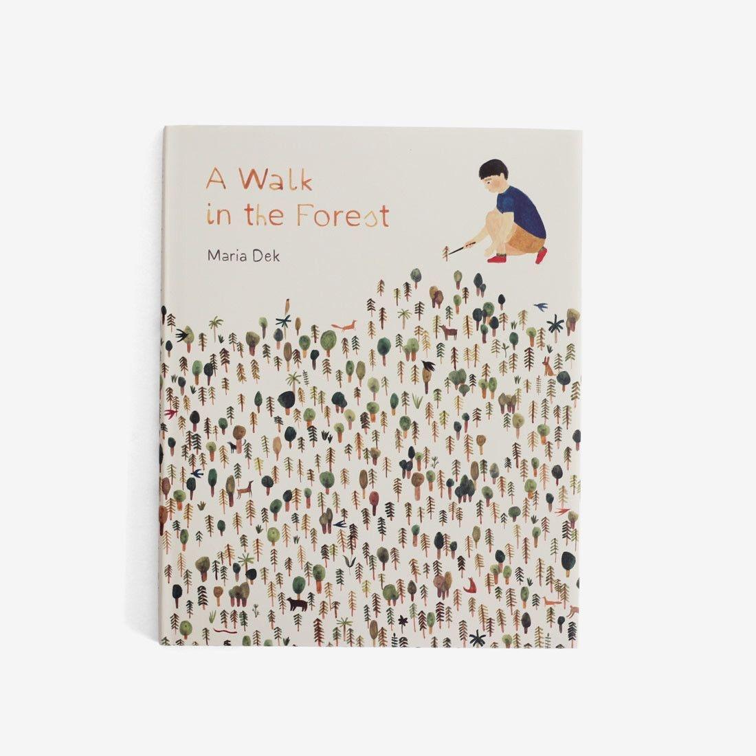Hachette Books Walk in Forest