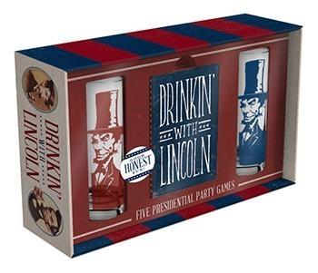 Hachette Books Drinkin w/ Lincoln