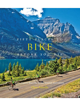 Hachette Books 50 places bike