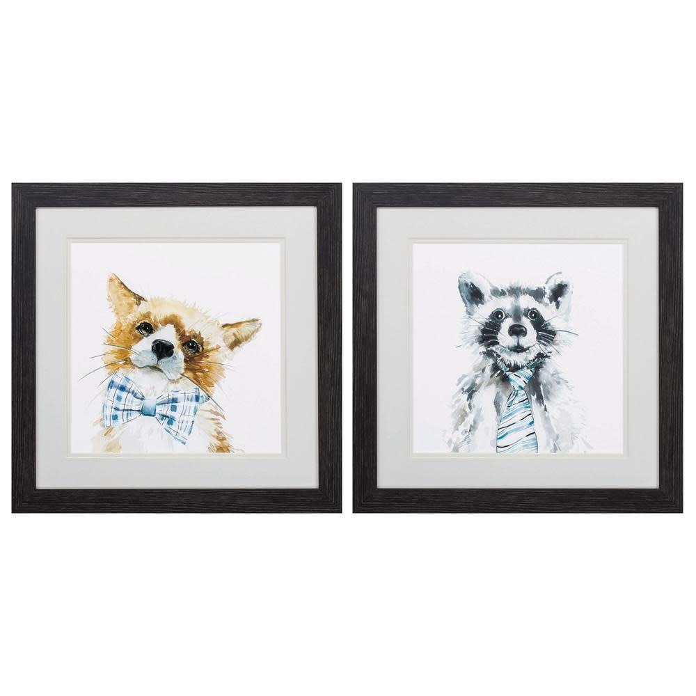 Propac Images Disco Fox Raccoon