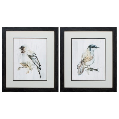 Propac Images Eco Bird On Wood