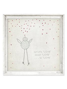 Sweet Gumball Sprinkle Love Wall Art