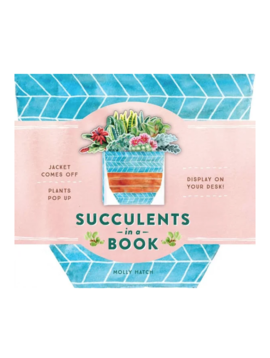 ABRAMS-STC Succulents In A Book