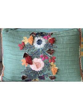 Karma Living Renaissance Handloom Woven Pillow